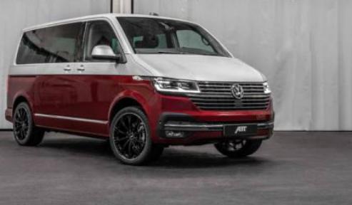 大众汽车发布了最新的Transporter产品组合