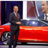 到2022年 将有16家大众汽车工厂生产电动汽车