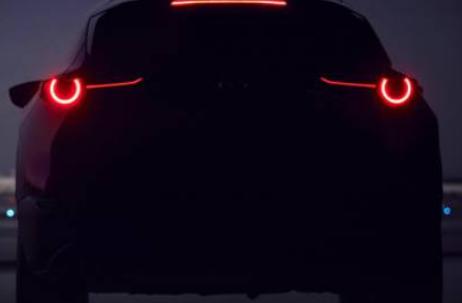 马自达在日内瓦车展上发布新款SUV