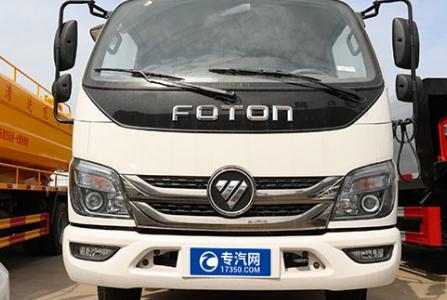 福田时代M3国六30米多功能抑尘车也上市了
