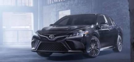 丰田汽车将努力为其凯美瑞模型提供更多吸引力