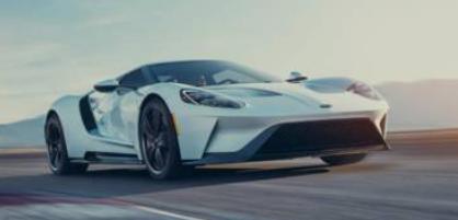 福特汽车公司将福特GT的产量提高到1350辆