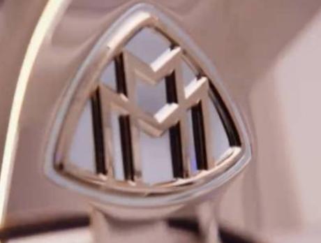 视觉梅赛德斯迈巴赫终极豪华车将在北京展出