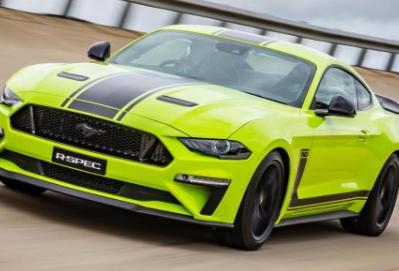 增压福特野马R-SPEC在澳大利亚发售