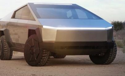 特斯拉推出了其新型皮卡车名为Cybertruck