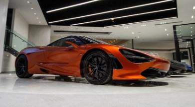 迈凯轮汽车在本周内在南澳大利亚开设了第一家展厅