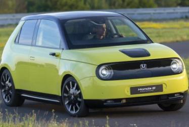 全新的本田e电动城市车已接近生产 欧洲的订单现已开放