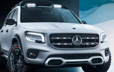 梅赛德斯-奔驰GLB陈列室版本将在中国和墨西哥制造