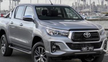 丰田澳大利亚公司透露了对HiLux SR和SR5车型的一系列轻度更新