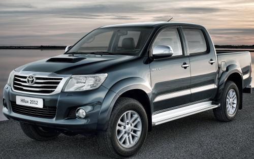 新款丰田Hilux的普通版本将会在诸多细节上进行提升