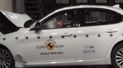 阿尔法罗密欧朱利亚和斯泰尔维奥获得5星级ANCAP安全评级