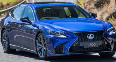 雷克萨斯澳大利亚公司将为两个主要车型推出两个主要装饰级别