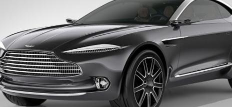 阿斯顿马丁即将推出的名为Varekai的 SUV 仅以汽油形式出