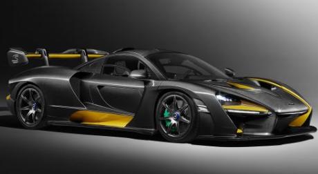 2020迈凯轮Senna超级跑车的特殊版本将在2020日内瓦车展上推出