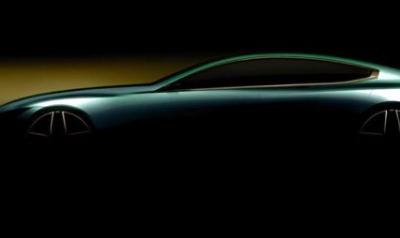 宝马8系Gran Coupe概念车在日内瓦确认