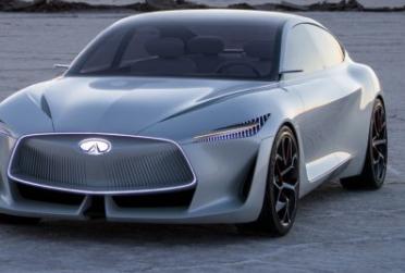 底特律车展上展示了英菲尼迪Q Inspiration概念车