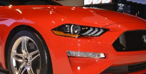 福特野马的新面孔 新动力 新技术