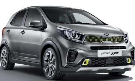 起亚宣布在欧洲推出Picanto X-Line跨界车 获得1.0T