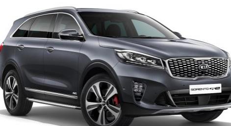 2020起亚索兰托获得8spd汽车 增加了安全性