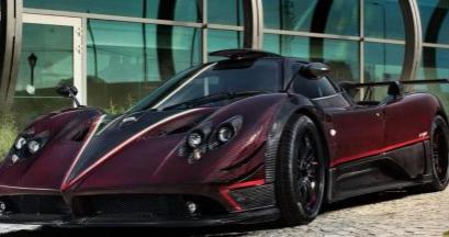 帕加尼Zonda似乎仍在吸引新车的关注 它又基于V12魅力模型推出了另一款特别版