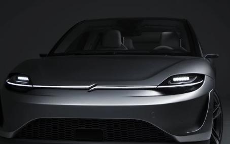 索尼通过新概念车展示安全性和信息娱乐技术
