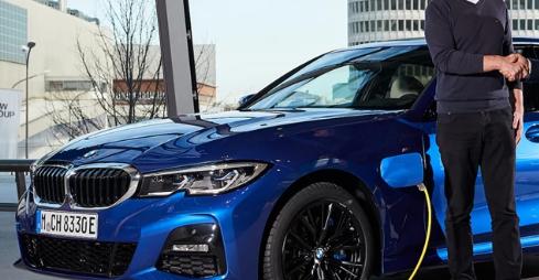 宝马电动汽车销量达到50万辆