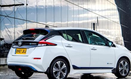 日产将日产Leaf EV的价格降低了1650英镑