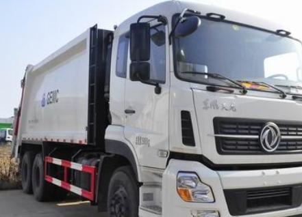 环卫垃圾车机油泵的作用是把机油送到发动机各摩擦部位