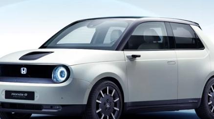 本田e原型最好的5项高科技功能