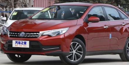 东风启辰官方宣布2020款启辰D60正式上市 此次共推出5款新车