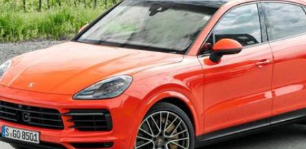 保时捷Cayenne Coupe将于12月13日在印度上市