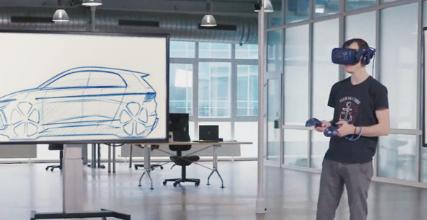 大众设计总监 ID电动汽车在全数字化的首创中