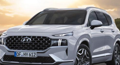 现代汽车公布了新款Santa Fe混合动力版和插电混合动力动力版车型的更多细节