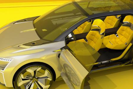 雷诺Morphoz电动概念车预览了该品牌的未来电动汽车