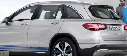 梅赛德斯奔驰F-Cell SUV停产 氢燃料电池的开发暂停