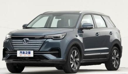 长安新能源CS55纯电版新车定位于纯电动紧凑型SUV