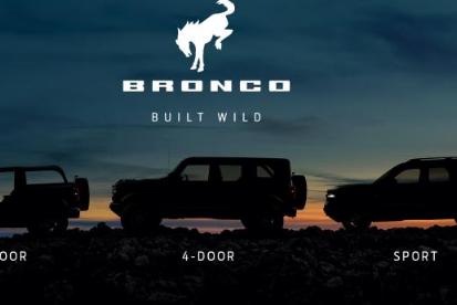 距离全新福特Bronco车型首发还有6天的时间