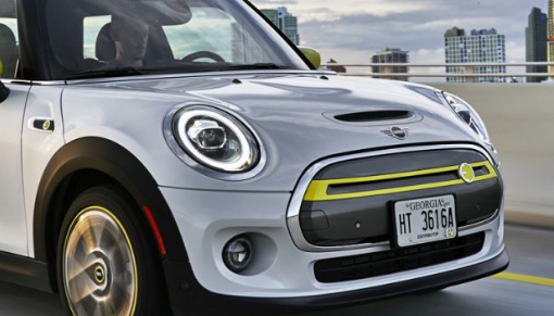 新的迷你CooperSE电动汽车的价格就上涨了