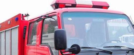 消防车厂家为大家整理的几点关于消防车散热器清理与检修注意事项