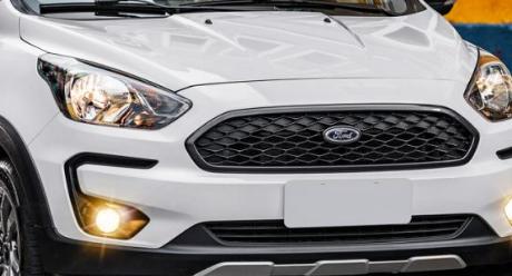 南部非洲的福特汽车公司已在其本地范围内悄悄增加了新的Figo Freestyle