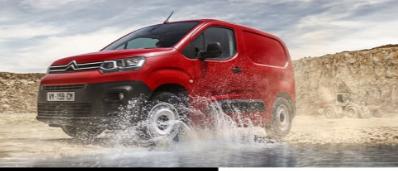 雪铁龙和欧宝这三大汽车制造商也在同一天推出了他们的新中型货车