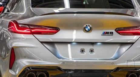 宝马宣布 其新的M8 GranCoupé已在该公司的丁格尔芬工厂开始批量生产