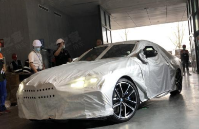 届车上新一代宝马4系即将迎来中国首发