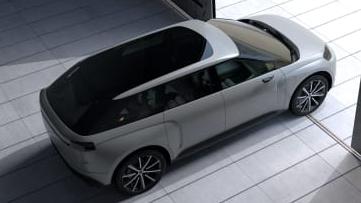 戴森发布了其废弃电动SUV项目的新图片