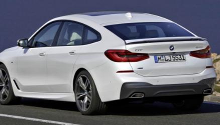宝马透露了新的6系Gran Turismo 接管了5系GT停产的地方