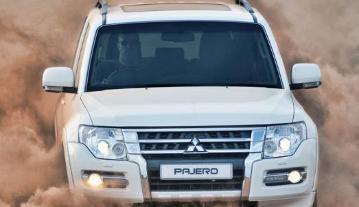 三菱汽车宣布将在日本停产Pajero铭牌
