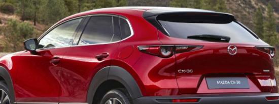 马自达南非承诺将新CX-30完美放置