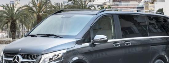改款梅赛德斯奔驰V系列已抵达南非