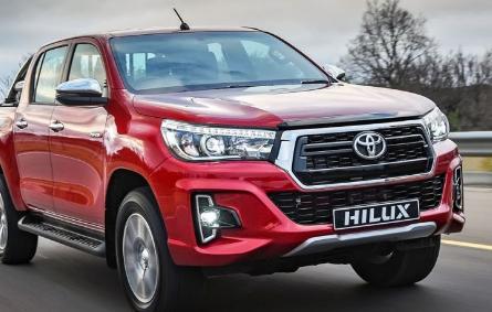 丰田南非汽车表示 其Hilux车型6月创下了单月销量最高的记录