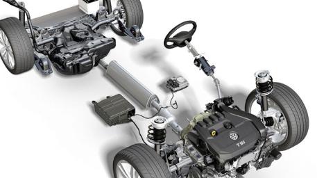 大众汽车已经确认新的高尔夫8系列将配备一对EA211 Evo发动机